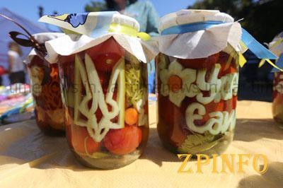 В Запорожье состоится Всеукраинский Фестиваль домашней консервации