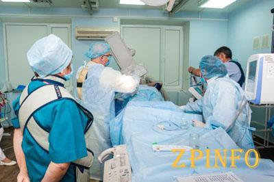 В Запорожье состоялся уникальный мастер-класс для хирургов