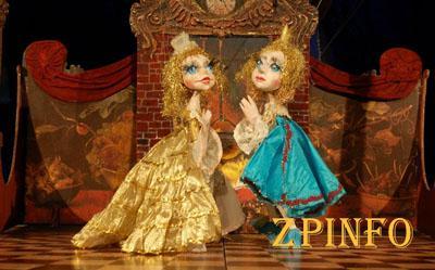 В Запорожье стартовал фестиваль кукольных театров