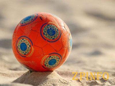 В Запорожье стартует чемпионат по пляжному футболу
