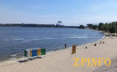 В Запорожье стартует подготовка к пляжному сезону