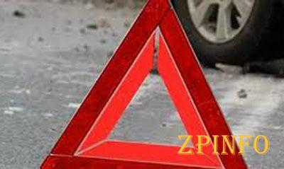 В Запорожье столкнулись два авто