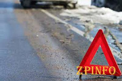 В Запорожье столкнулись два автомобиля