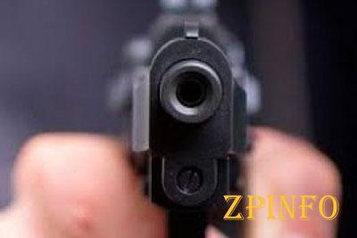 В Запорожье стреляли между станциями