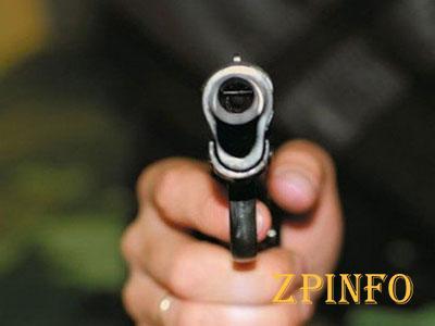 В Запорожье стреляли в правоохранителей