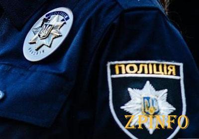 В Запорожье студент избил полицейского