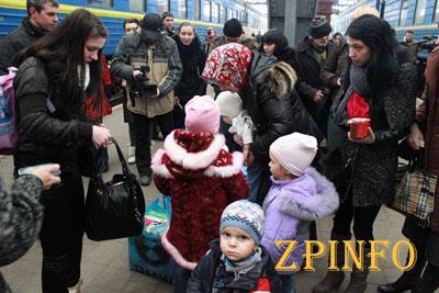 В Запорожье свободно 301 место для переселенцев