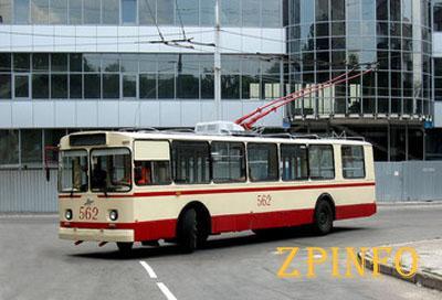 В Запорожье троллейбусный маршрут №14 будет ходить по-новому