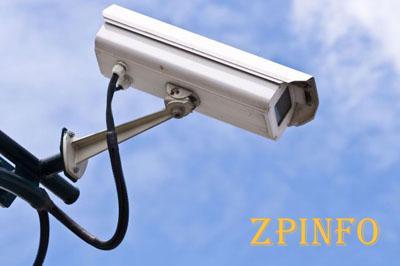 В Запорожье украли камеру видеонаблюдения