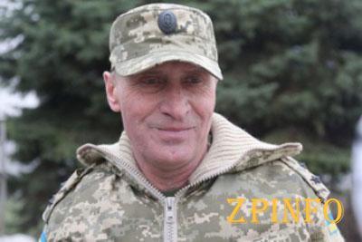 В Запорожье умер замвоенкома Михаил Логвинов