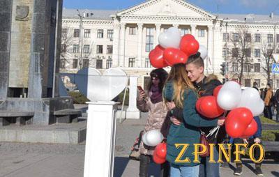В Запорожье установят новую фотозону