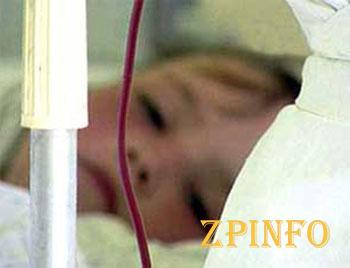 В Запорожье уже 20 малышей заболело острой кишечной инфекцией