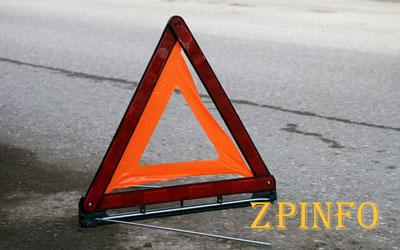 В Запорожье в аварию попала маршрутка