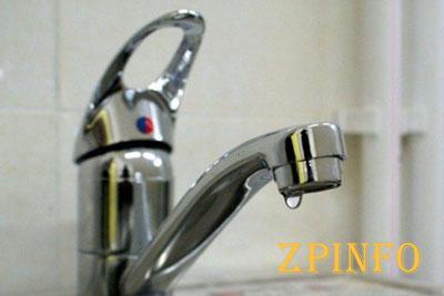 В Запорожье в двух районах отключили горячую воду