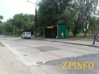 В Запорожье в рейтинге наихудших дорог оказалось Южное шоссе