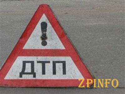 В Запорожье в результате ДТП серьезно пострадал мужчина