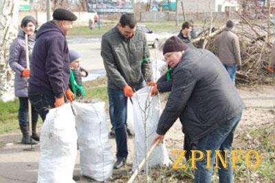 В Запорожье власть обещает навести в городе порядок за 2 недели
