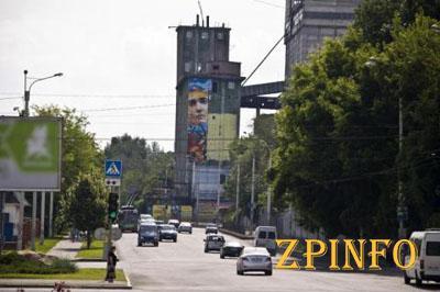 В Запорожье власть проигнорировала открытие мурала Савченко