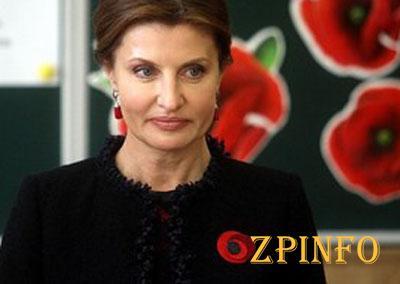 В Запорожье вновь приезжает Марина Порошенко
