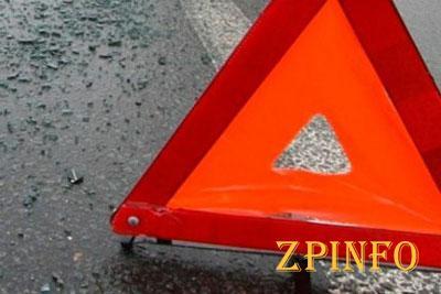 В Запорожье водитель фуры сбил пешехода