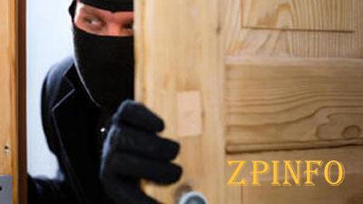 В Запорожье вор обчищал дома в частном секторе