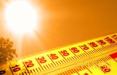 В Запорожье за сутки два человека получили тепловой удар