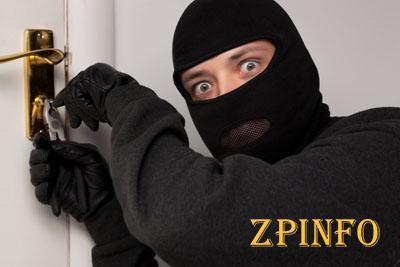 В Запорожье задержали квартирных грабителей
