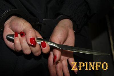 В Запорожье задержана убийца