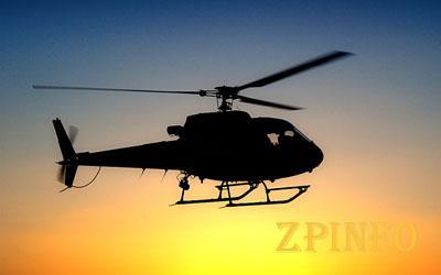 В Запорожье заработает вертодром