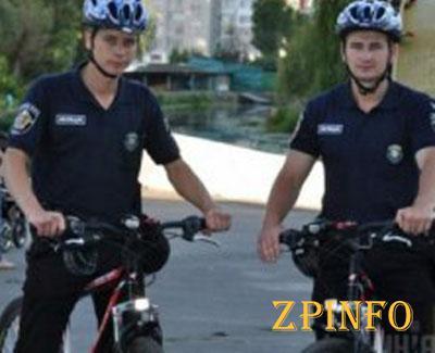 В Запорожье завтра стартует велопатруль