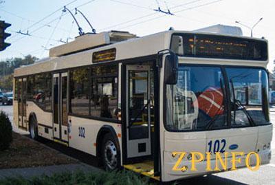 В Запорожских троллейбусах экономят на кондиционерах