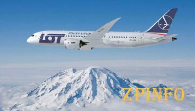 В запорожском аэропорту самолет не смог приземлиться