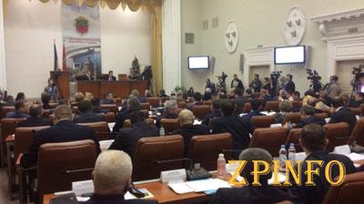 В Запорожском горсовете рассмотрят налоги на строительство