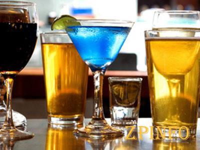 В Запорожском кафе незаконно продавали алкоголь