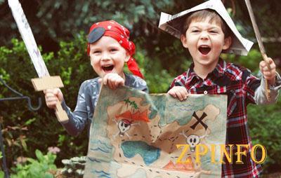 В Запорожском парке устроят пиратскую вечеринку