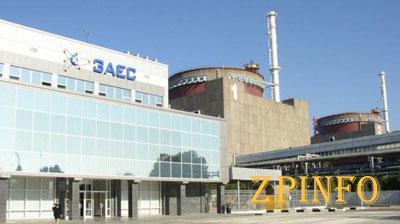 В Запорожской АЭС вышел из строя один энергоблок