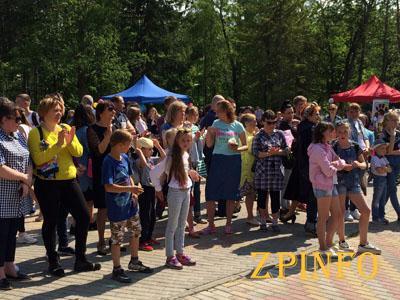 В Запорожской «Дубовке» устроят молодежный день