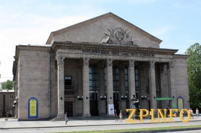 В Запорожской филармонии пройдет благотворительный марафон в поддержку армии