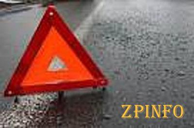 В Запорожской области автобус сбил пешехода на трассе