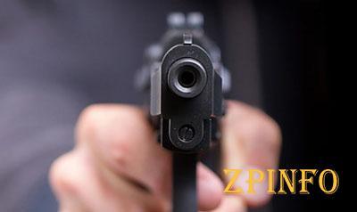 В Запорожской области бандиты напали на АЗС