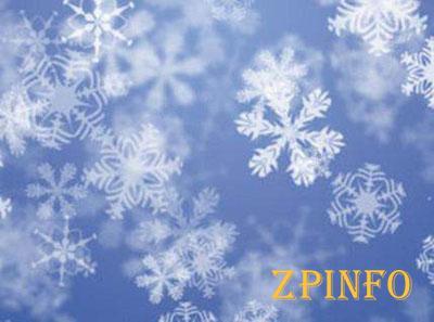 В Запорожской области еще может выпасть снег
