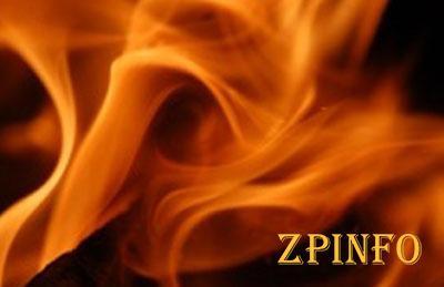 В Запорожской области горела многоэтажка