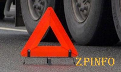 В Запорожской области грузовики попали в ДТП
