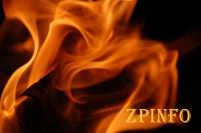 В Запорожской области из гаража повалил дым