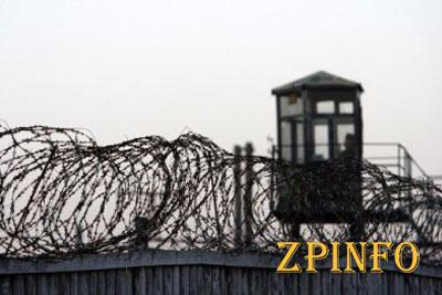 В Запорожской области из колонии пытались сбежать два заключенных