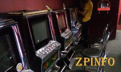 В Запорожской области изъяли 18 игровых автоматов