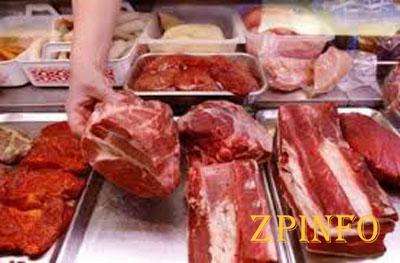В Запорожской области курятину продают по цене свинины