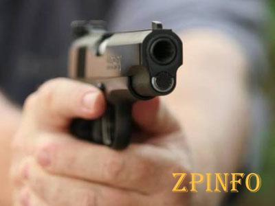 В Запорожской области мужчине прострелили ноги