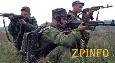 В Запорожской области начался второй этап командно-штабных учений