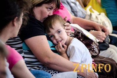 В Запорожской области находятся более 68 тысяч переселенцев